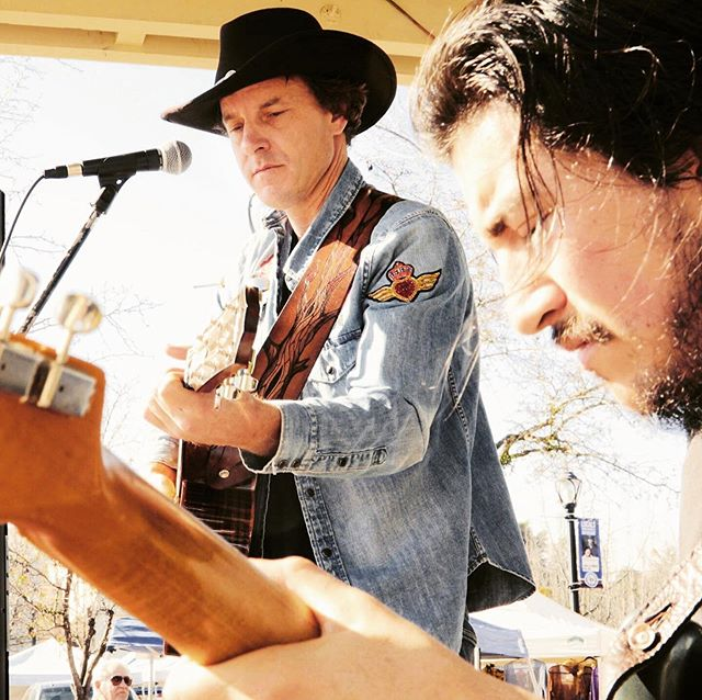 Josh Woodlander & Miles Kimock