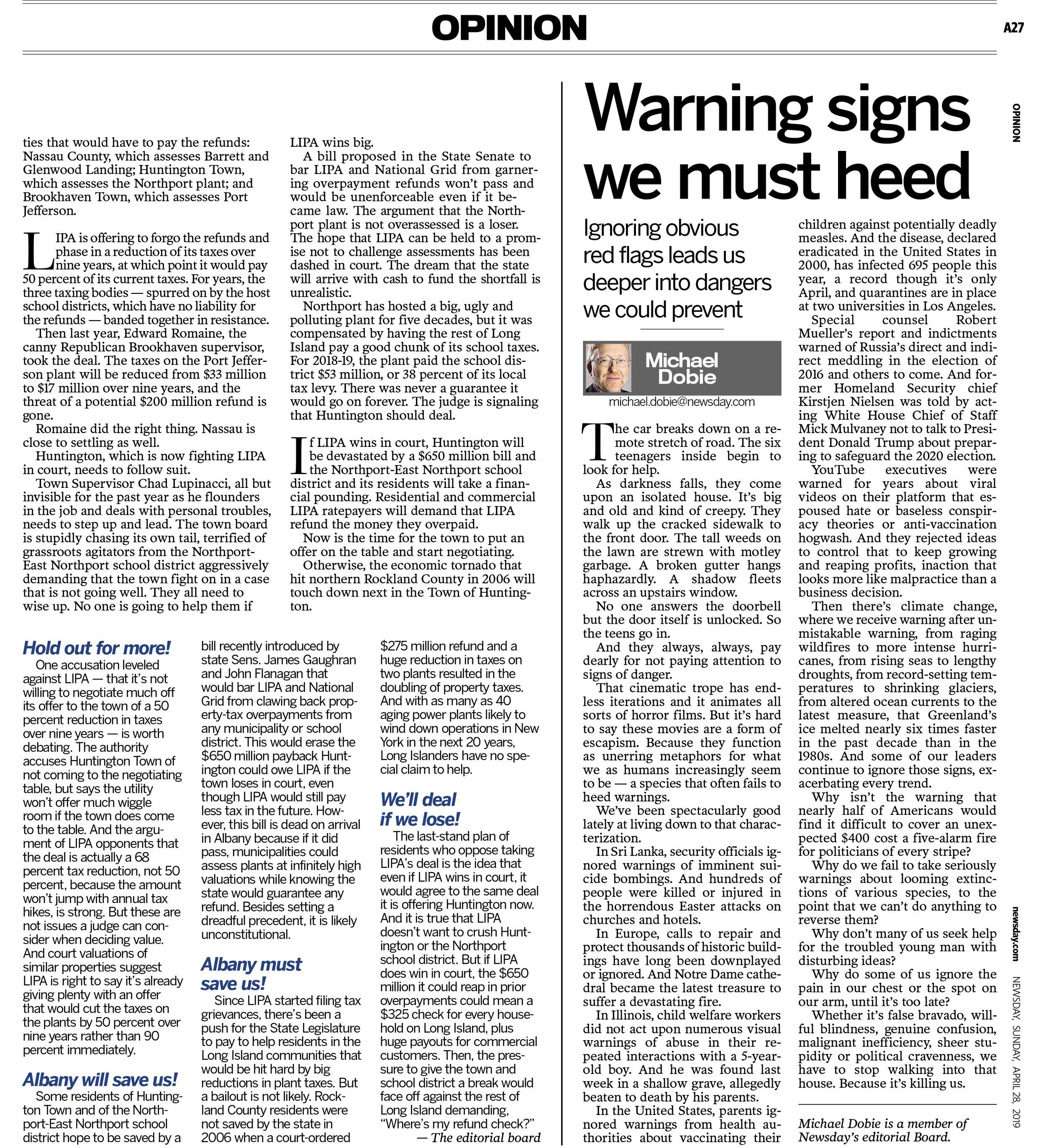 0428 Newsday Editorials Huntington Deal, Northport Myths-2.jpg