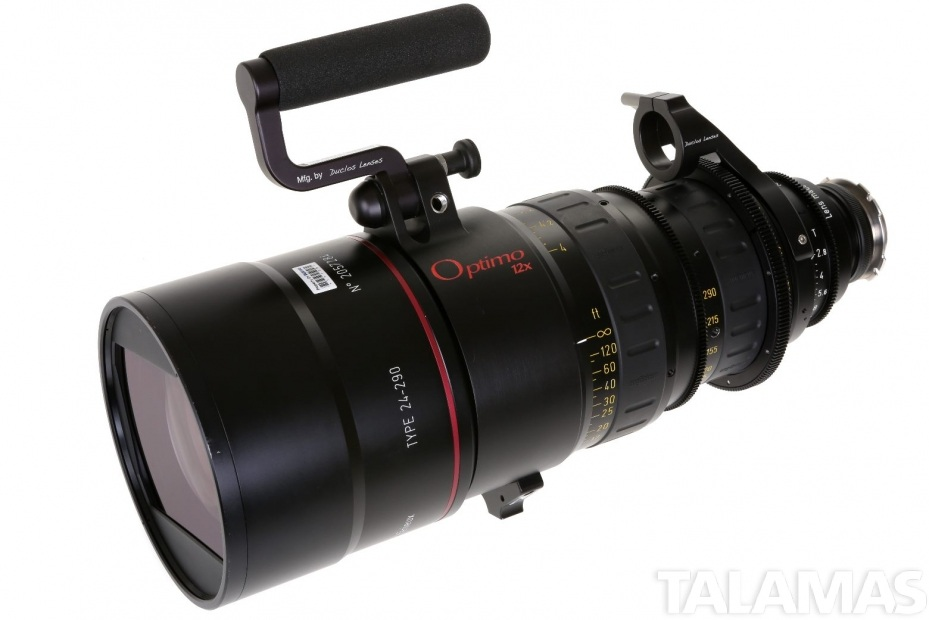 Angenieux Optimo 24-290 - In House