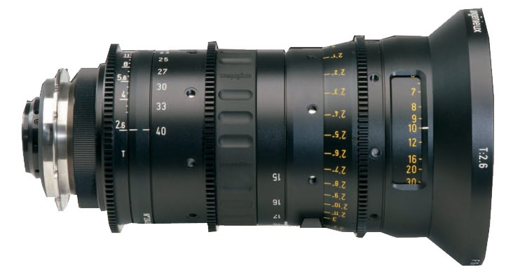 Angenieux Optimo 15-40 - In House