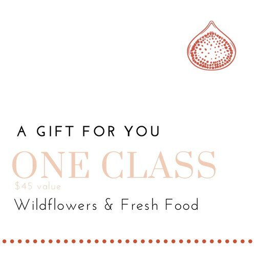 treat someone you love to a cooking class gift card! -
