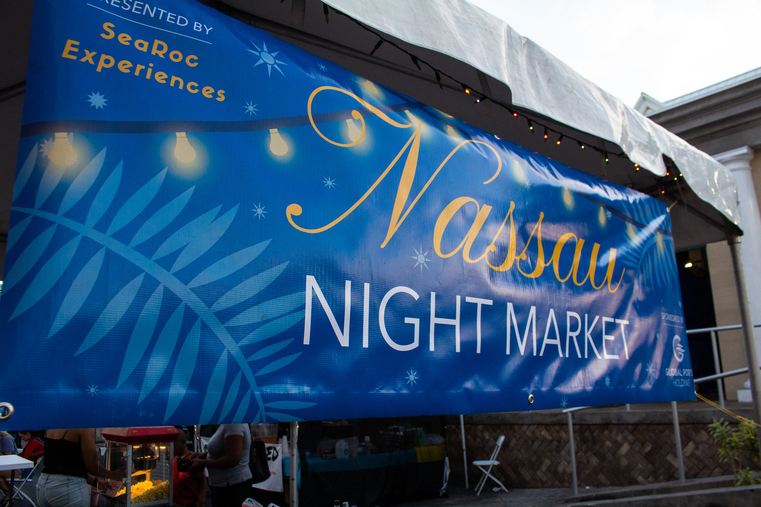 About the event - The Nassau Night Market is an outdoor street festival in the heart of the capital. Offering exciting entertainment, flavorful foods, and precious products.