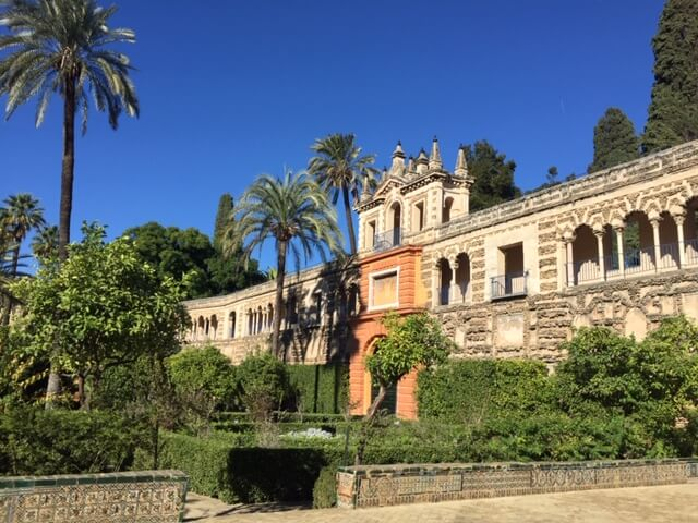 Madrid & Seville - Sourcing new antique jewelry and enjoying the beautiful parks and architecture in central and southern Spain