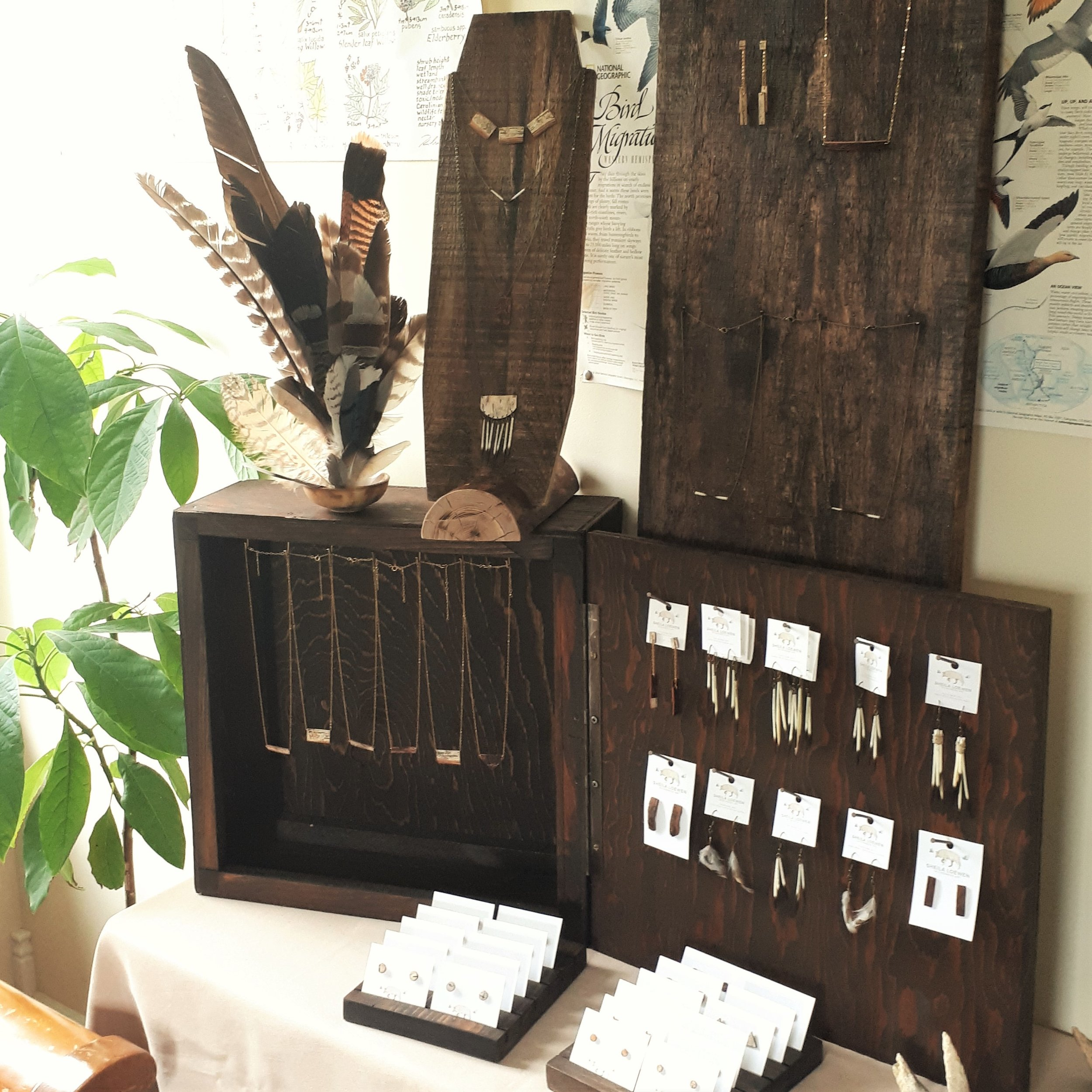 Want to join my team? - If you'd like to become a retailer of Sheila Loewen Wilderness Art products, contact me at sheilaloewenart.com for wholesale pricing.