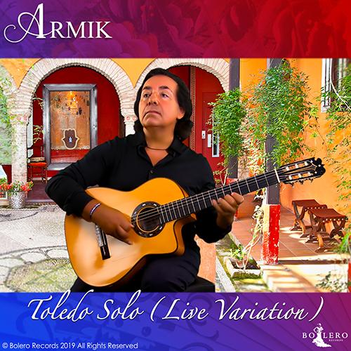 Toledo Solo - Live Variation cover.jpg