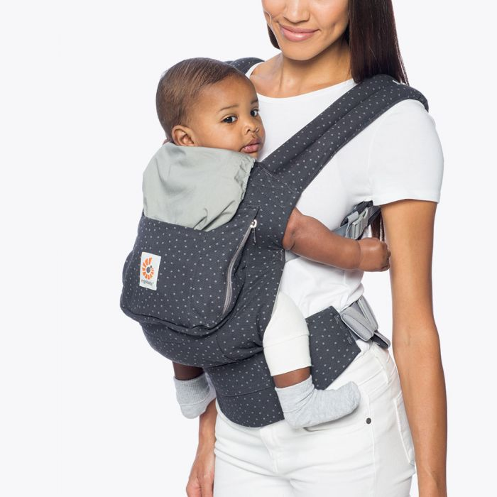Many soft structured carriers and styles as well as accessories are available from this well recognized brand
