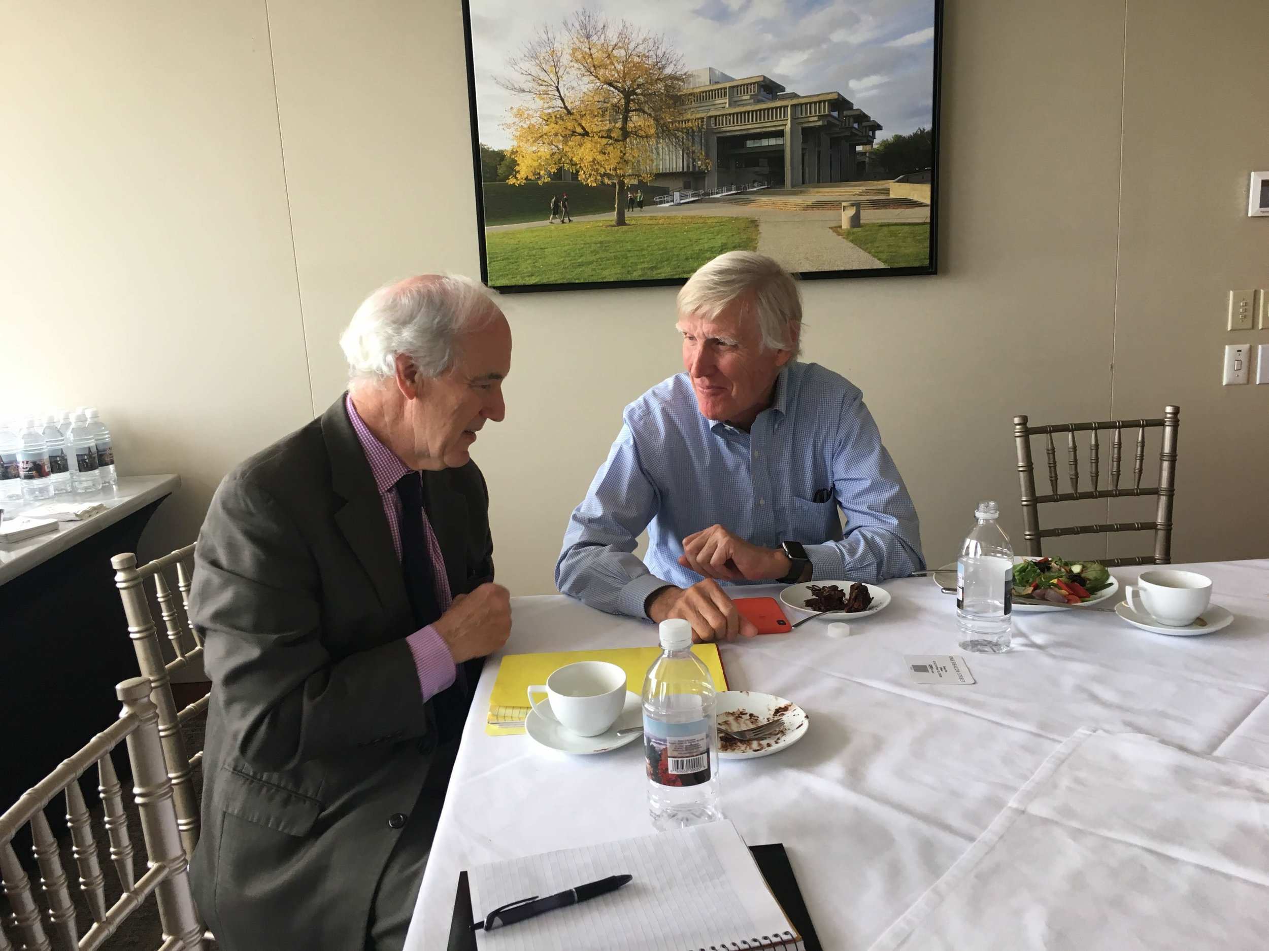 Robert Turner, Director of Pinnacle Projects shares insights with CAP Presenter Doug Foy on June 12