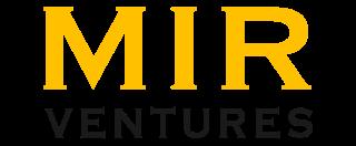 MIR Ventures Inverse Logo TransparentBG GoldMIR 320x132 v-Mar2019.png