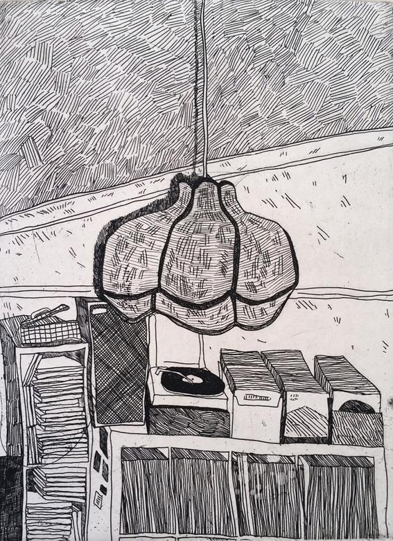 'Lamp', 2017