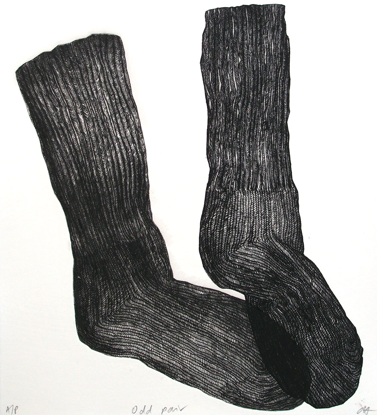'Odd Pair', 2015