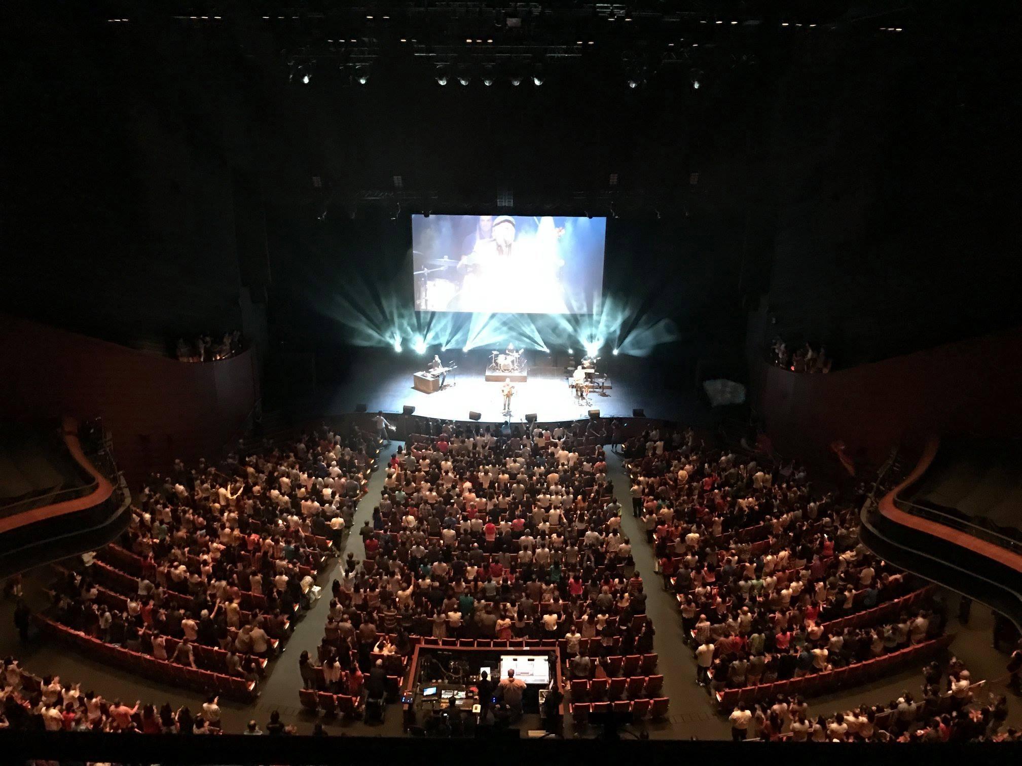 Paul Wilbur - Singapore: 12 Dec '16Concert @ The Star Theatre