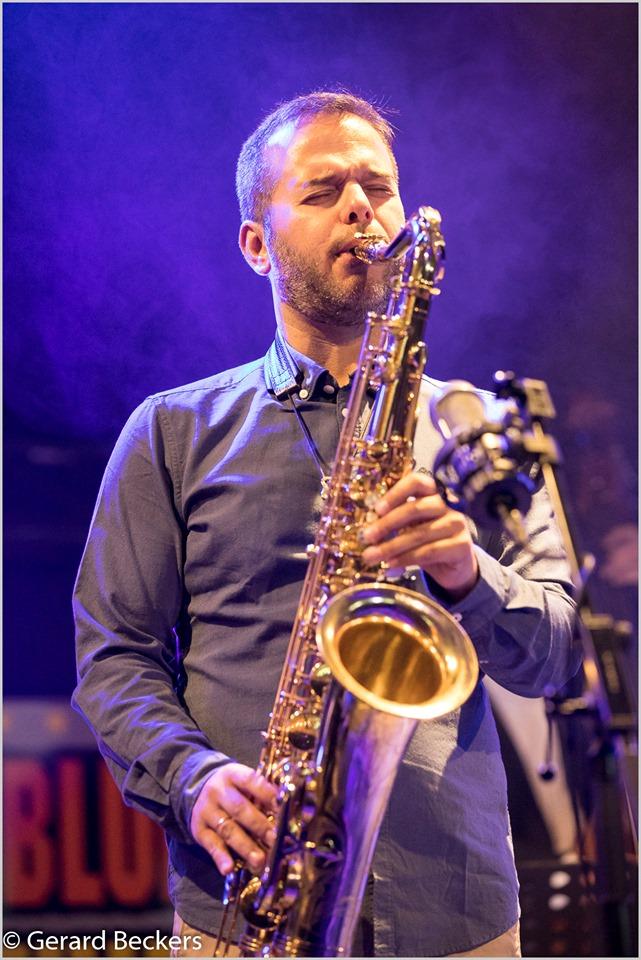Gouvy Jazz Festival - with the Ioannis Vafeas Trio
