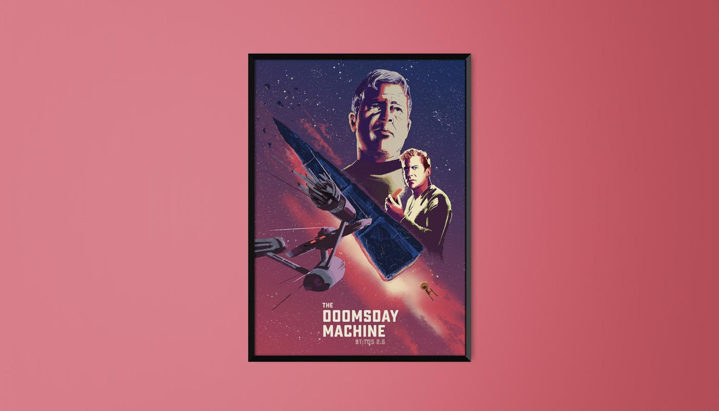 star trek - the doomsday machine