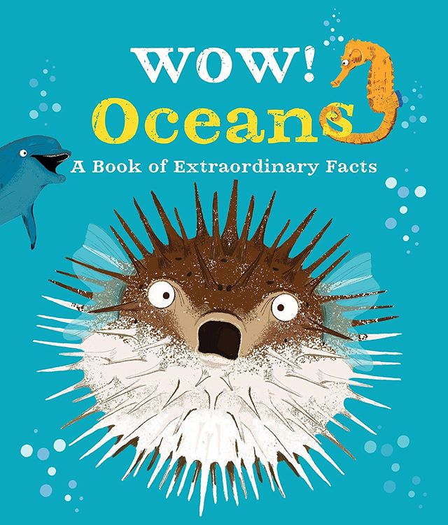In 10 days I'm very proud and honoured to see the release of 2 more WOW! Nonfiction children's books, about oceans and bugs. I've loved working on this series. Such a great project to have the chance to work on and it's a project that's really made me find a direction in illustration. But also it's great as these books really help teach and raise awareness of two vital ecosystems in the world and the perils it faces. Big thanks to @macmillankidsuk and the guys I've worked with there. More coming soon. #nonfictionbooks #childrensnonfiction #wowbugs #wowoceans #oceans #environment #bugs #learning #education #childrensbooks #childrensillustration #kidlit #nonfiction #facts #childrenspublishing #books #pufferfish
