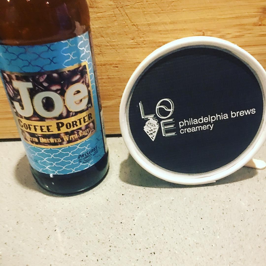 Philadelphia Brewing Company - Joe Coffee Porter -