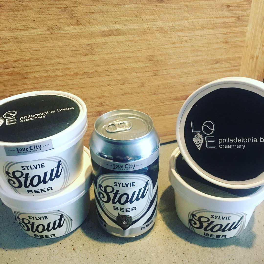 Love City Brewing - Sylvie Stout -