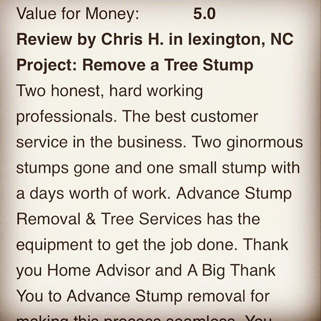 Thankful for the opportunity to offer a dependable service that people can enjoy and make a real difference in the look of their property.