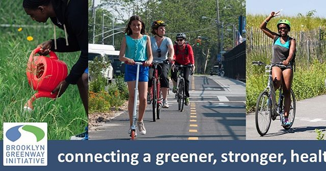 This Tuesday, September 3rd, we are hosting our second Community Tuesday - this week's guest is the Brooklyn Greenway Initiative (BGI)! 7pm at Rooftop Reds in the Brooklyn Navy Yard. (Free) tickets in bio, and enjoy 20% off drinks.  For over a decade, @bkgreenway has acted as the catalyst for the development, establishment and long-term stewardship of the Brooklyn Waterfront Greenway, a 26-mile protected and landscaped route for pedestrians and cyclists. When completed in 2021, the greenway will connect Brooklyn's storied and iconic waterfront, parks and open space, commercial and cultural corridors, and new tech and innovation hubs for Brooklyn residents and visitors alike.