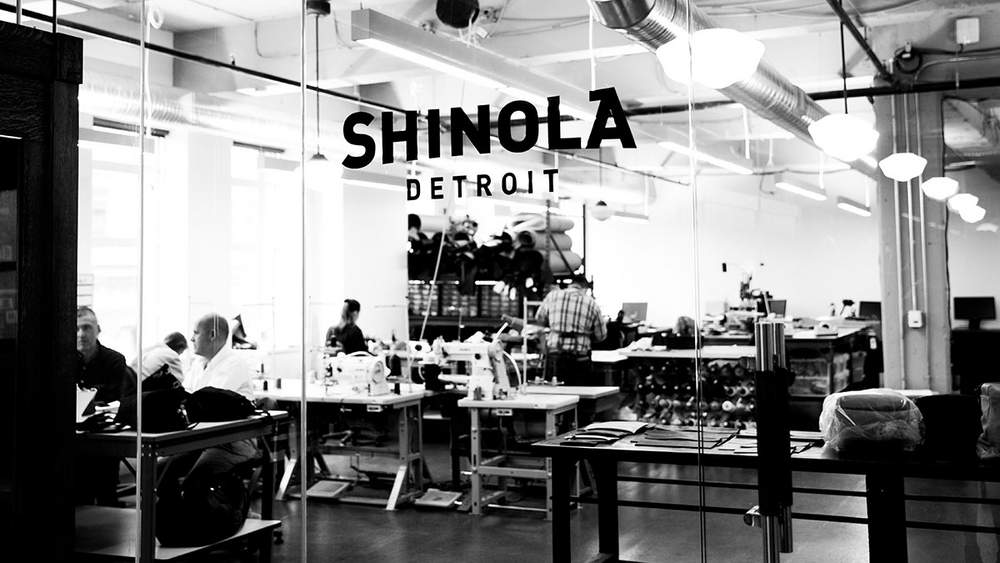 detroit watch city - Shinola's unlikely story.Mr Porter Journal, 2014.
