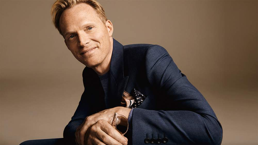 Paul Bettany - Is the Avengers actor Hollywood's most stylish man?Mr. Porter Journal, 2018.