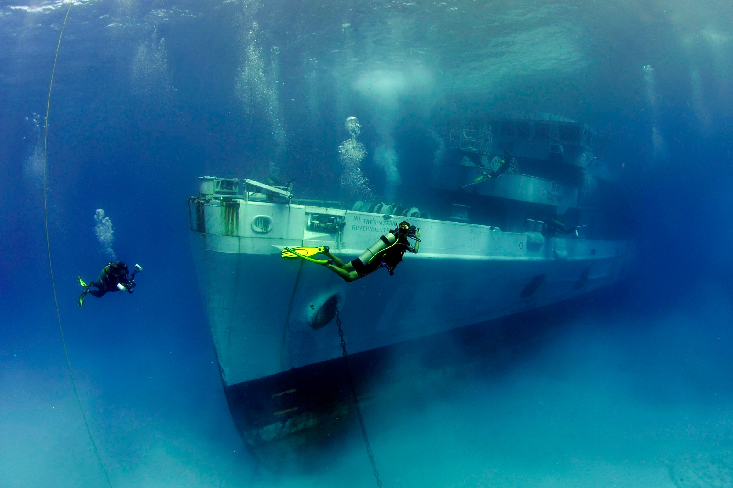 Cayman Islands: Diving Deep - An appealing wreck for scuba types.Wall Street Journal, 2012.