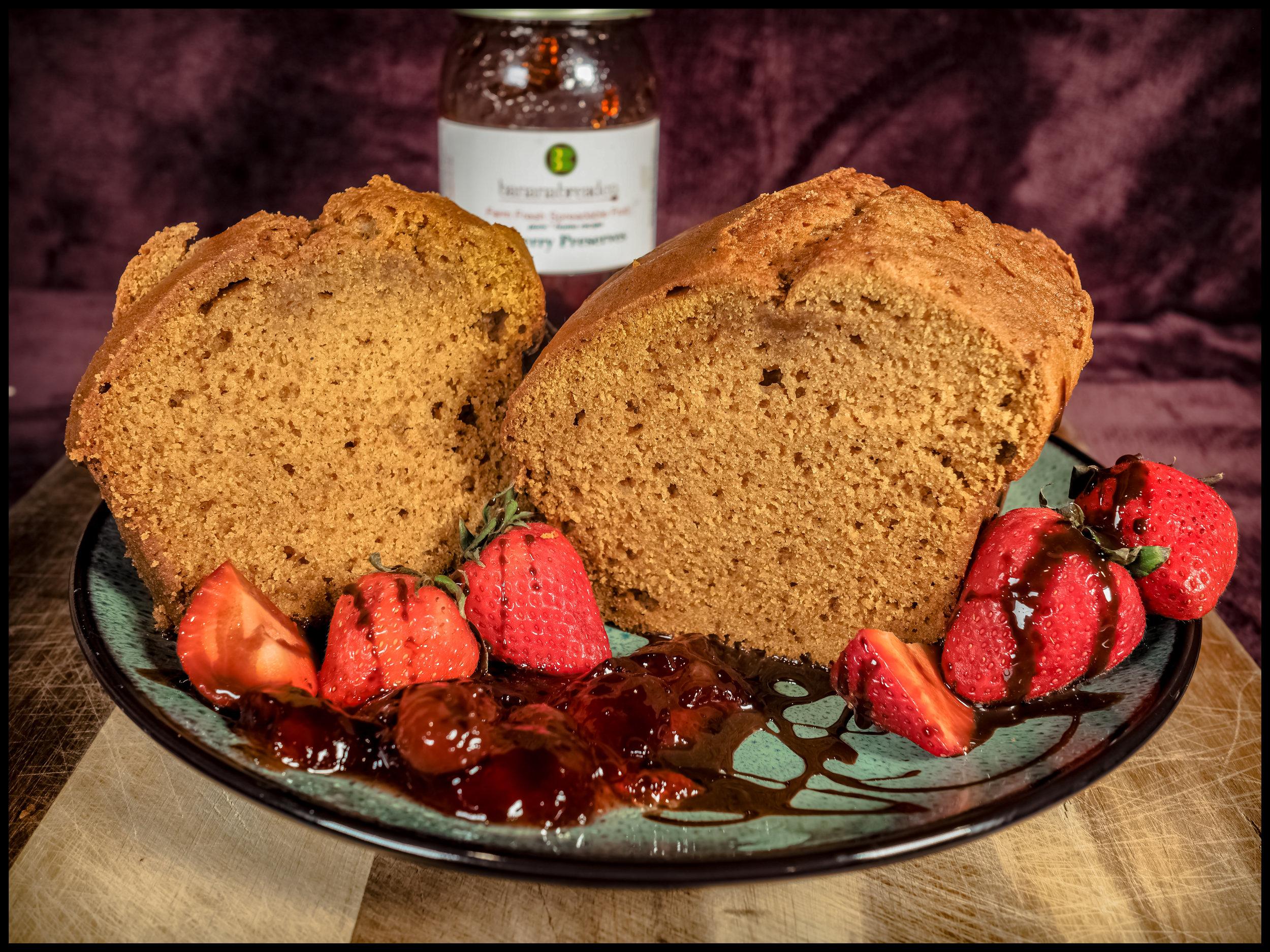Pumpkin Bread Cherry Jam.jpg