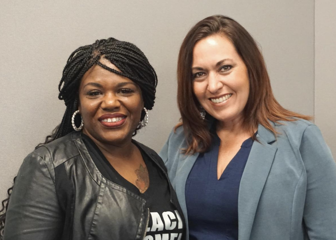 Cori Bush, Amy Vilela And Fellow Progressives Look Beyond 2018 In 'Knock Down The House' | St. Louis Public Radio 2019-05-27 22-40-13.png