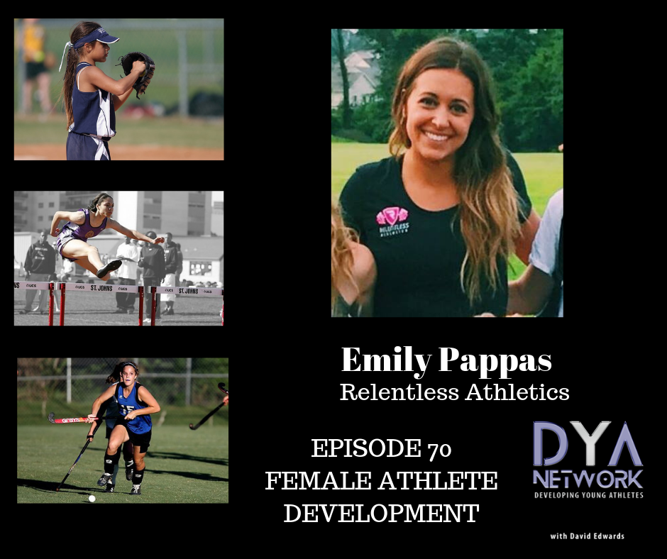 70: FEMALE Athlete Development -