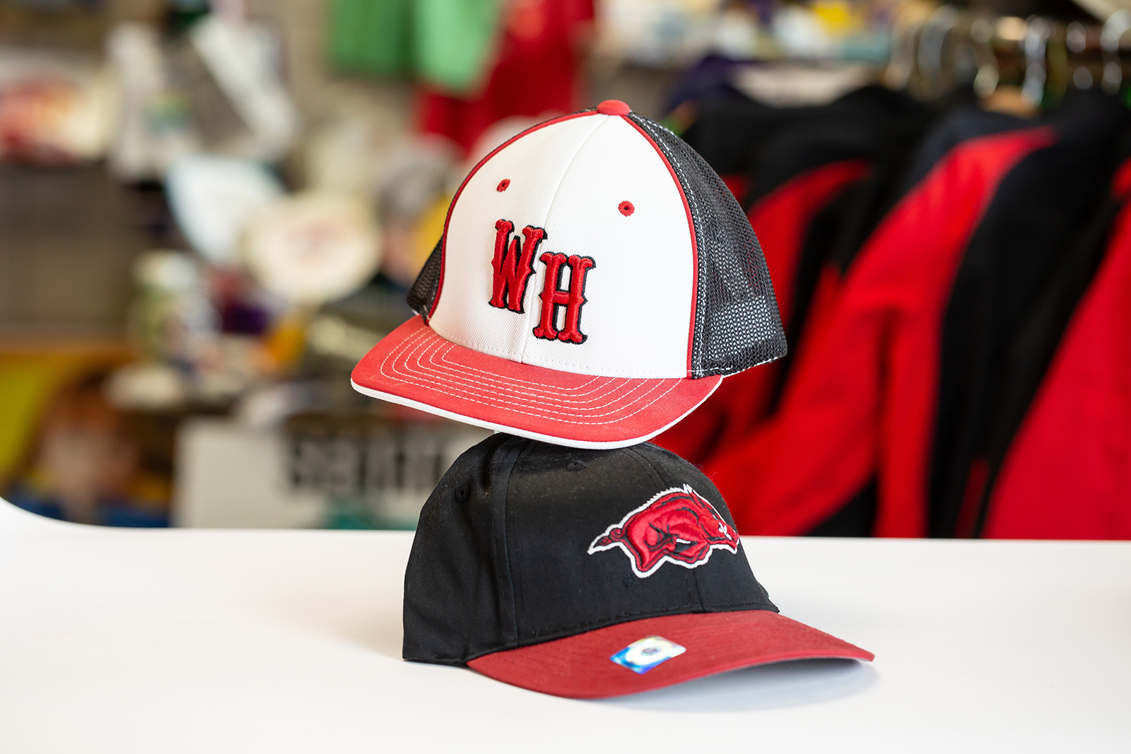 embroidered hats - When you find a high-quality hat with raised embroidery, it just feels right. Our collection of hats is retail quality with deluxe embroidery to match.Our apparel team can handle all your embroidery needs from start to finish.