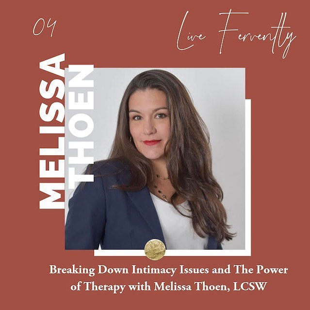 In the latest episode of @LiveFervently, the Founder of @TheFervency and @FerventWellness chats with Melissa Thoen LCSW, a multilingual psychotherapist based in NYC, to discuss fighting mental health stigmas and the power of therapy. You won't want to miss a second of this episode as Aliah and Melissa discuss mental health, sexual health issues that affect women over 30 and Melissa's own self care which includes triathlons and living a balanced life. ⠀ ⠀ #podcast #WOCpodcasts #MentalHealthAwarenessMonth #therapy #selfcare #fitness #wellness #bestoftheday #sexualhealth #nonmonogamy #triathlon #triathlete #womenempoweringwomen #fitinspiration #strong #Ironman #travel #life