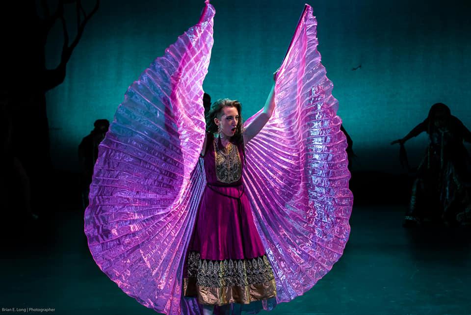 La liberazione di Ruggiero (Alcina) dell'Arte Opera Ensemble Photo by Brian Long