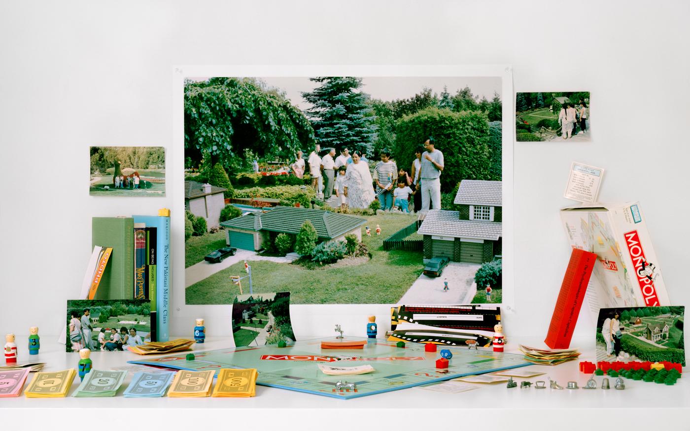 Keep Off the Grass - Cullen Gardens and Miniature Village, 1988 , 2019