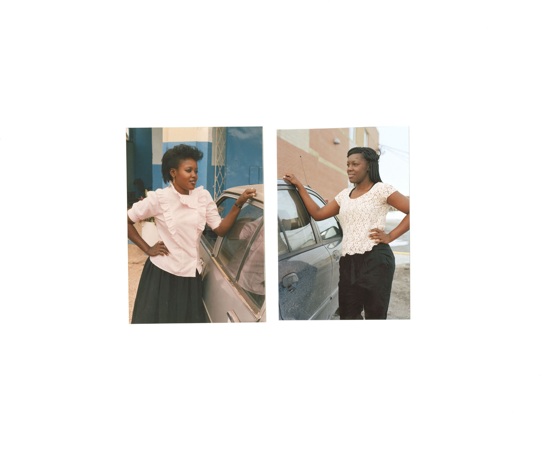 Philomena Quaye, Accra, Ghana. 1987. Cassie Quaye, Ajax ON. 2012