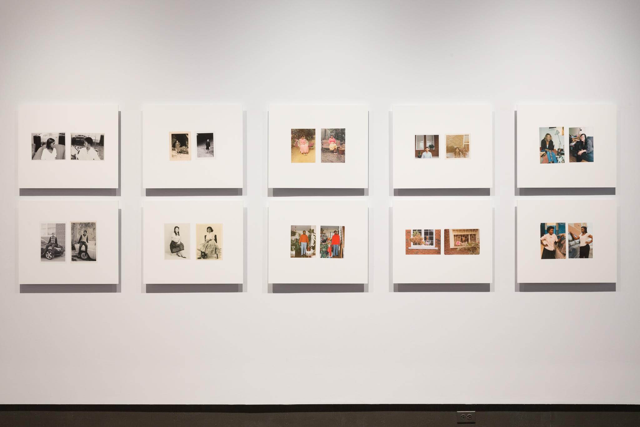 Yonder - University of Waterloo Art Gallery Waterloo. Curated by Matthew Brower and Mona Filip