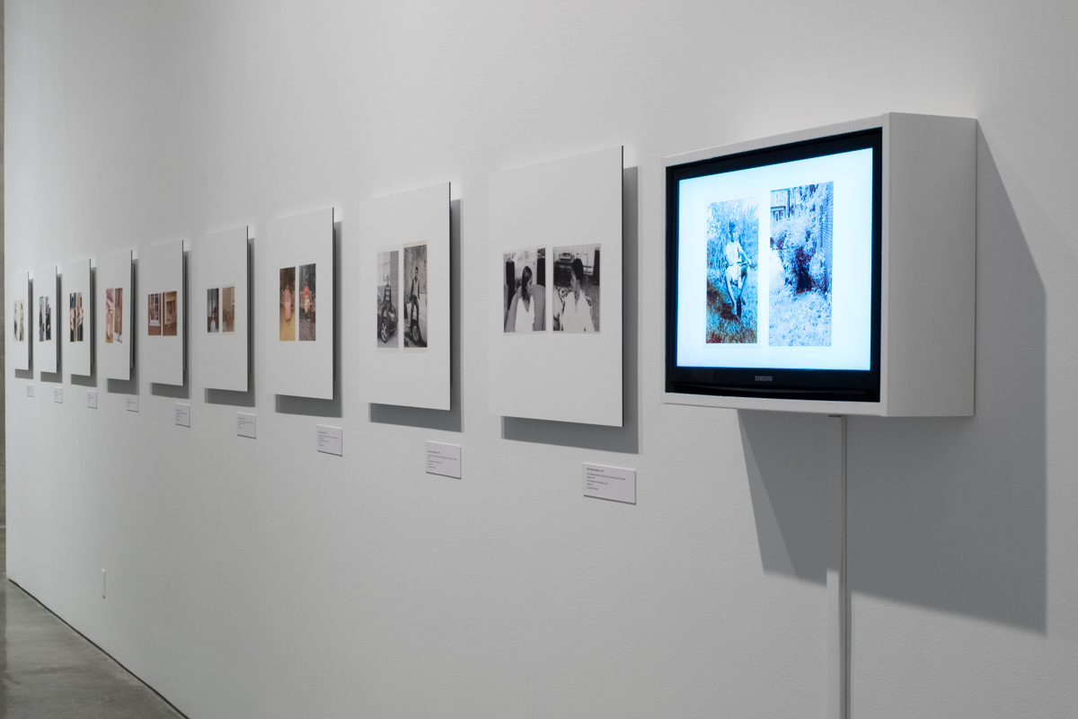 Re Present: Photography from South Asia - Kamloops Art Gallery, Kamloops BC. Curated by Adrienne Fast