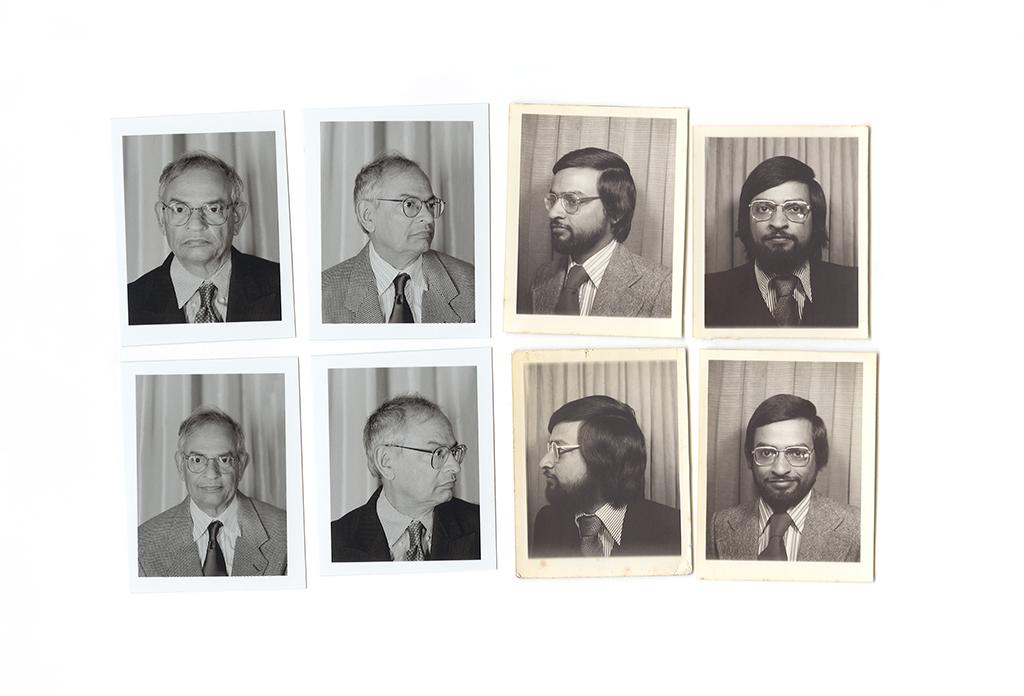 Afsar Naqvi, Toronto Canada, 2012. Afsar Naqvi, London England 1976, 1978