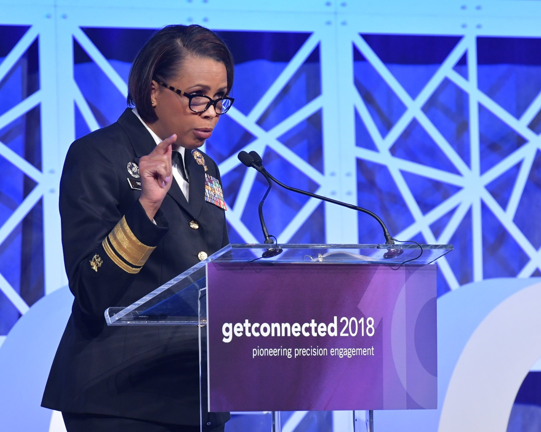 RADM Sylvia Trent-Adams Keynote - Improving the Nation's Health: An Examination of Current Trends & Opportunities