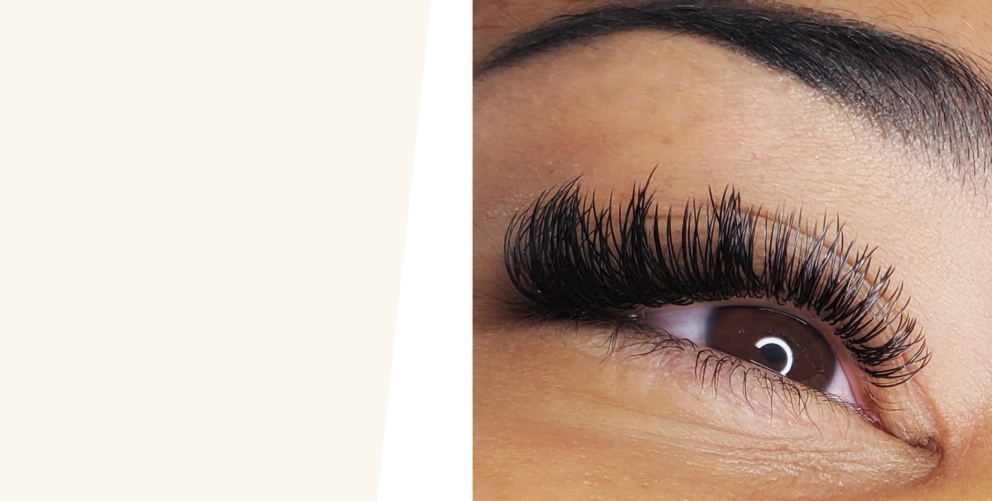 Eyelash Extensions near me | chantillylashes | Brow Services