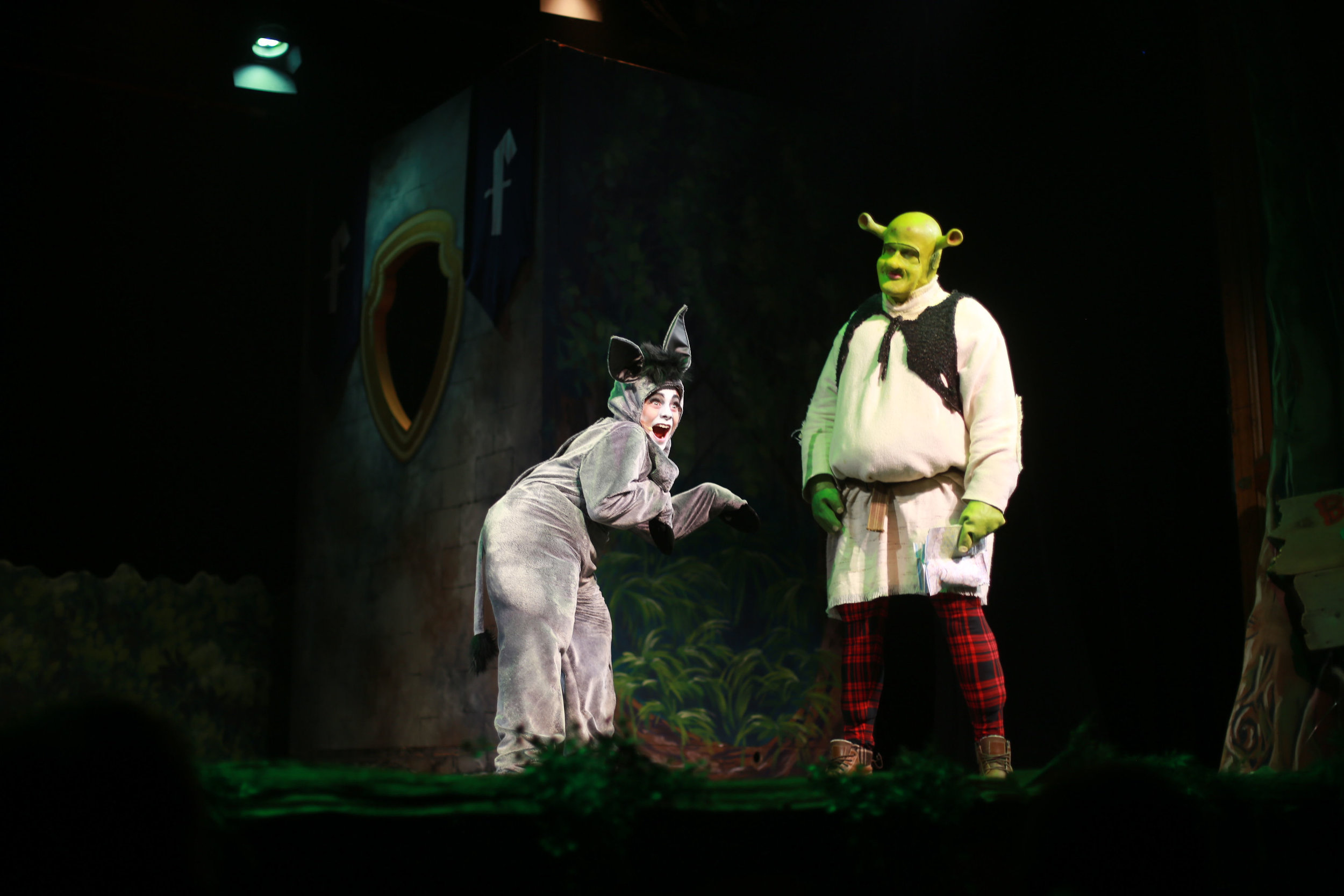 Shrek, Musical Theatre Company 2019