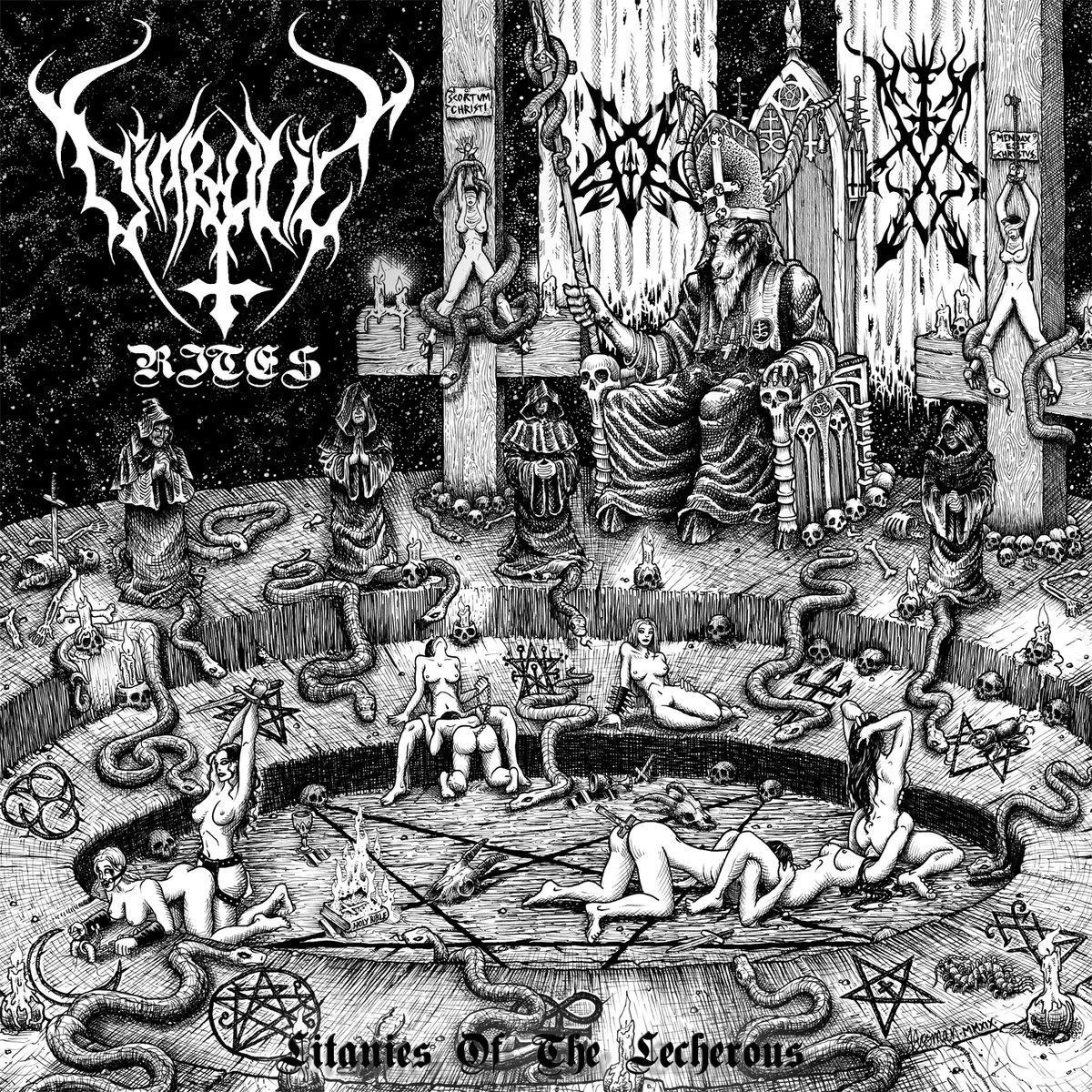 Diabolic Rites - Infernal sacrificial Horror