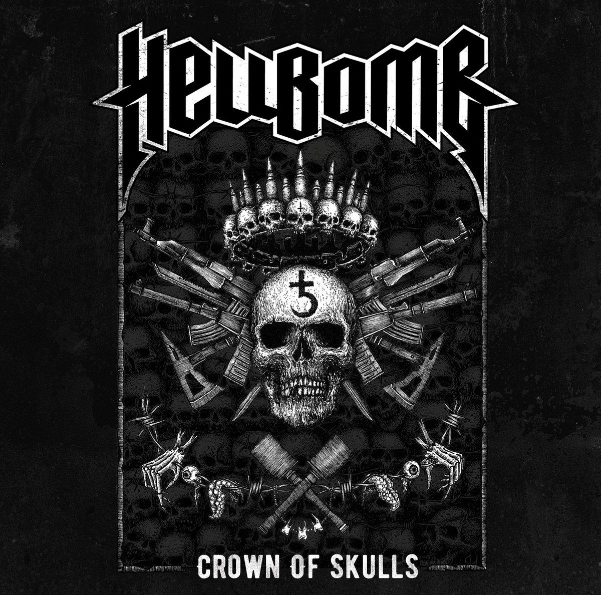 Hellbomb - Hardcore Blackened war