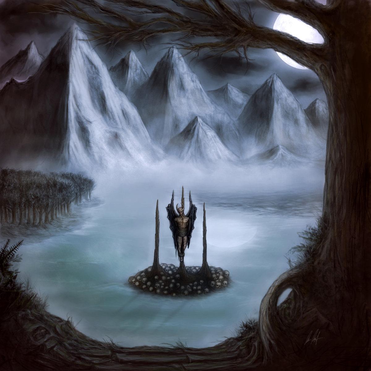 Kingdom of Blood - shredded maelstrom