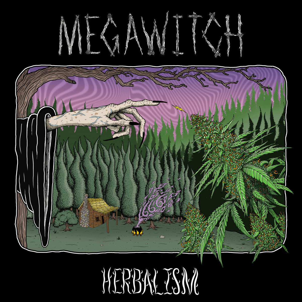 Megawitch - Swamp coven doom