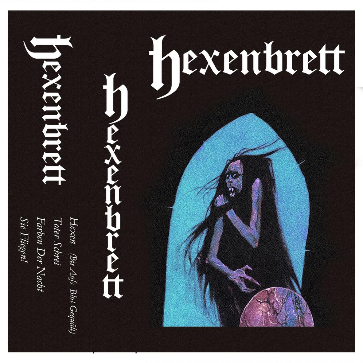 Hexenbrett - Demented castle darkness