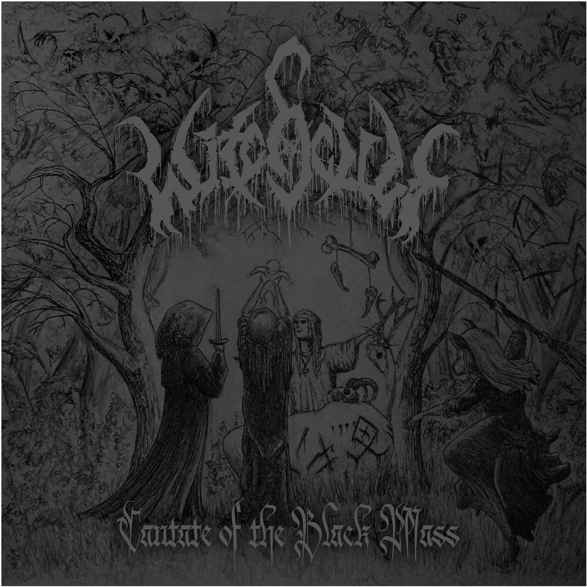 Witchcult - sacrificial black hymns