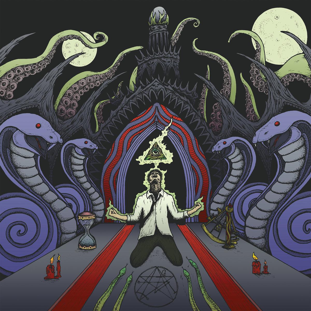 Cthuluminati - esoteric wandering metal