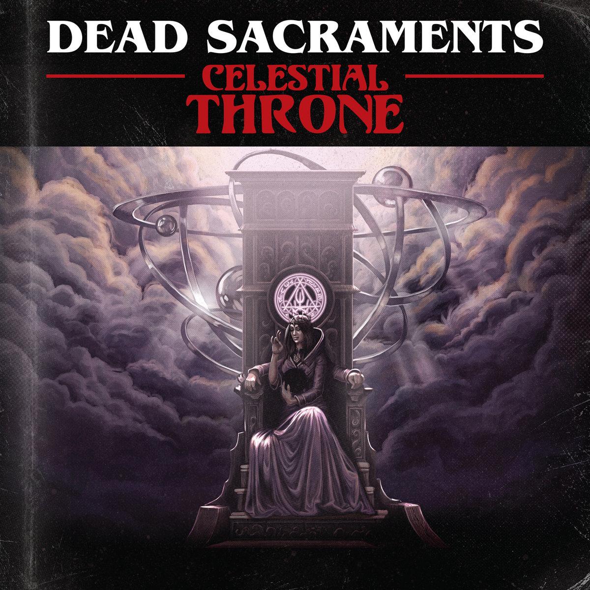 Dead Sacraments - World Consuming doom