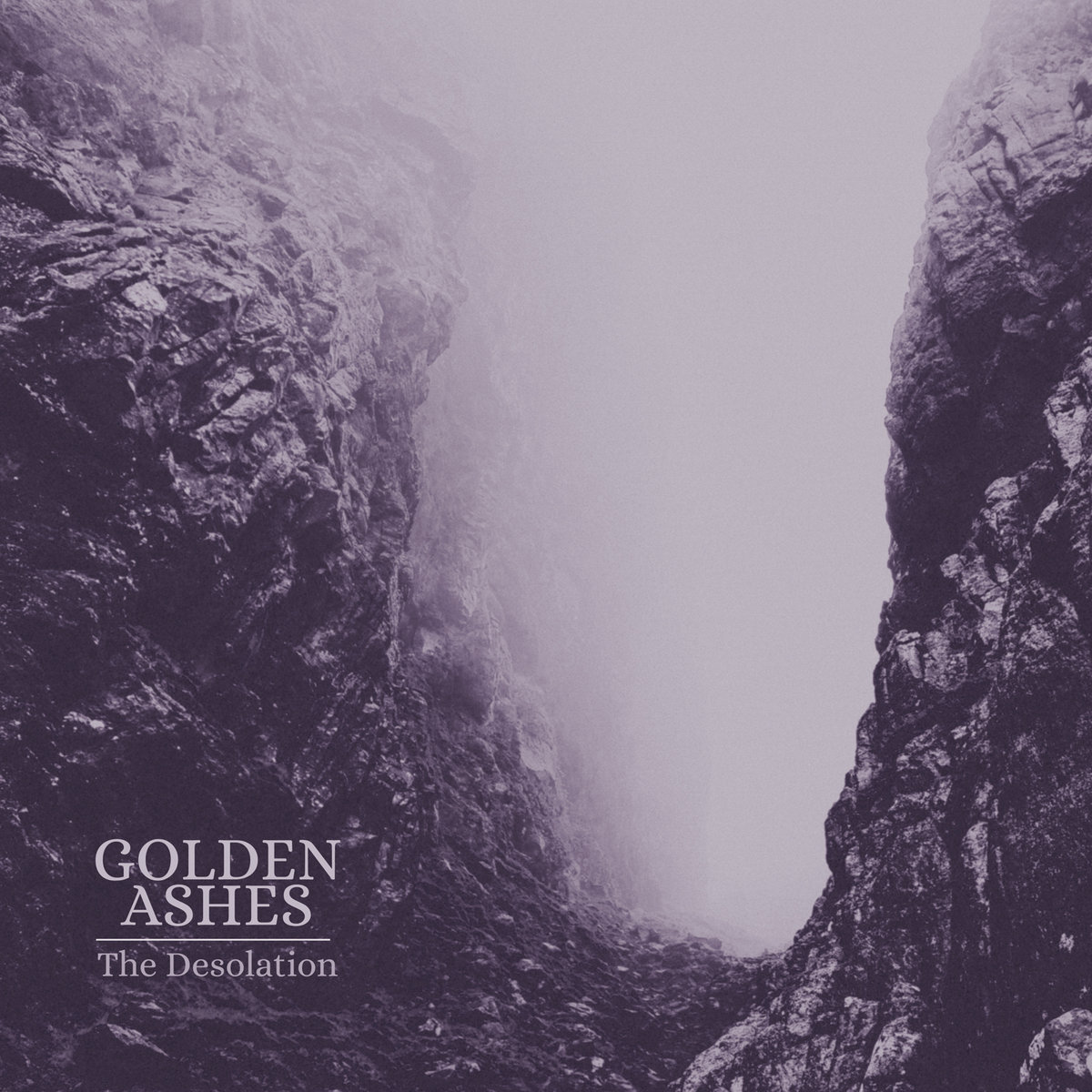 Golden Ashes - Fuzzed-out Cacophony