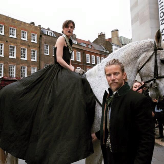 Jeff Garner Horse