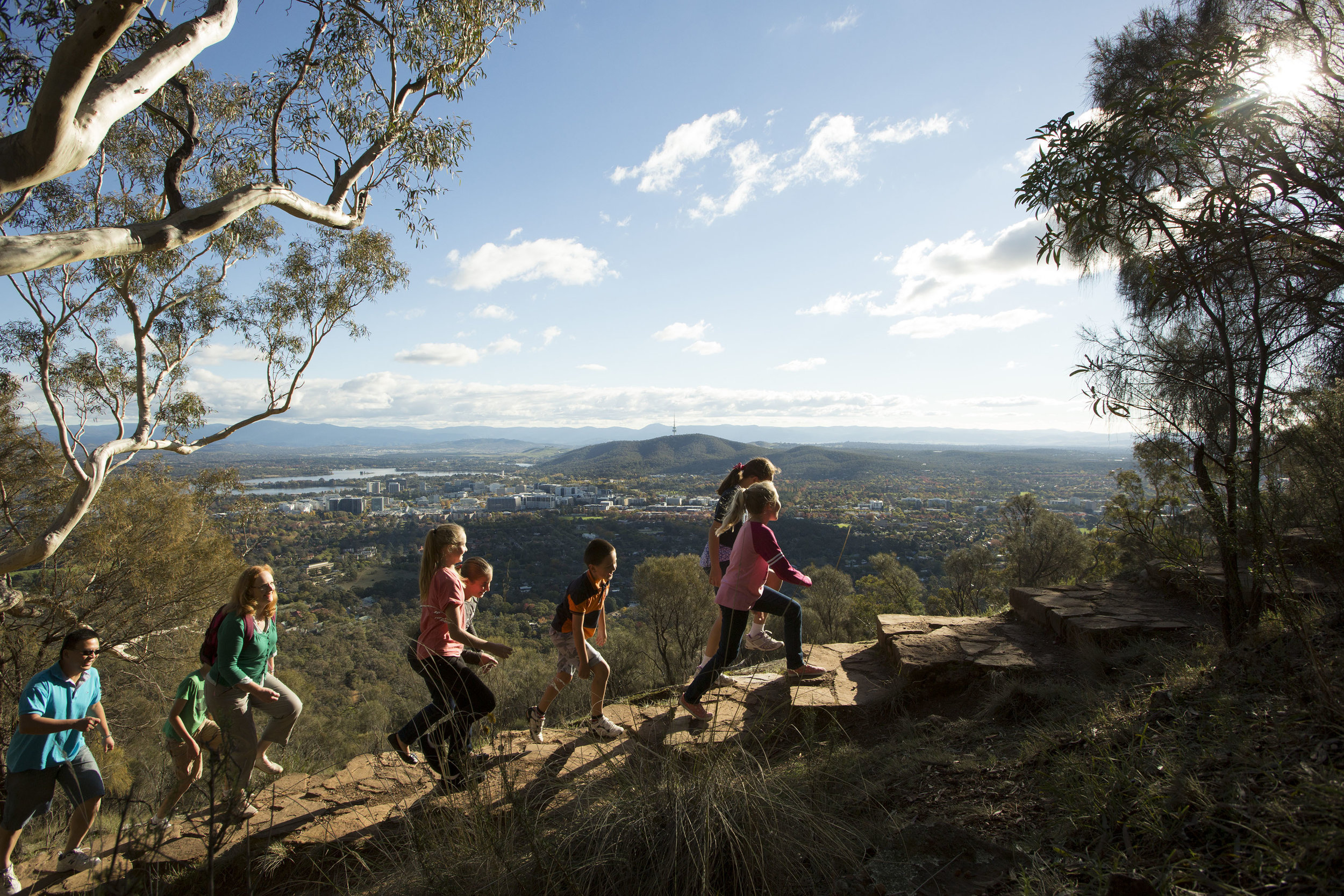 Courtesy of  VisitCanberra